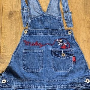 Mickey Mouse Overalls
